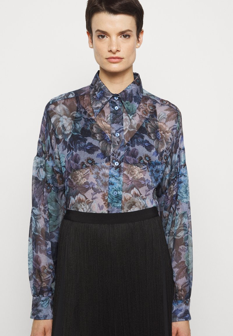Alberta Ferretti - CAMICIA - Košile - light blue