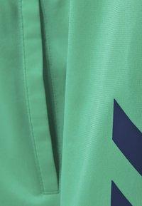 Hummel - TWO PIECE SET - Training jacket - atlantis/marine - 6