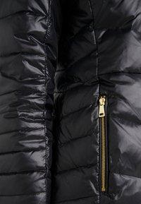 Lauren Ralph Lauren - COAT ZIPPERS - Doudoune - black - 7