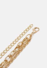 Pieces - PCZETA CHAIN WAIST BELT - Waist belt - gold-coloured - 1