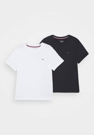 TEE 2 PACK  - T-shirts basic - blue