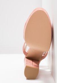 Even&Odd - High heels - rose - 6
