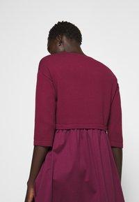 WEEKEND MaxMara - KUENS - Jumper dress - plum - 4