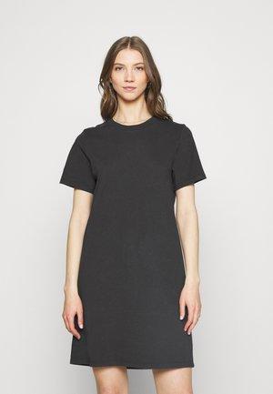 ELLE TEE DRESS - Jersey dress - obsidian