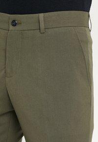 Lindbergh - PLAIN MENS SUIT - Kostuum - olive - 8