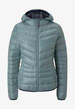 LIGHT PADDED JACKET - Light jacket - mineral stone blue