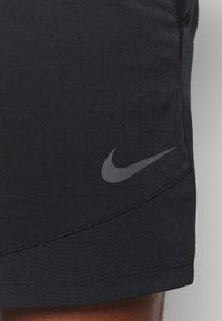 Nike Performance - FLEX - Sports shorts - black/iron grey - 5