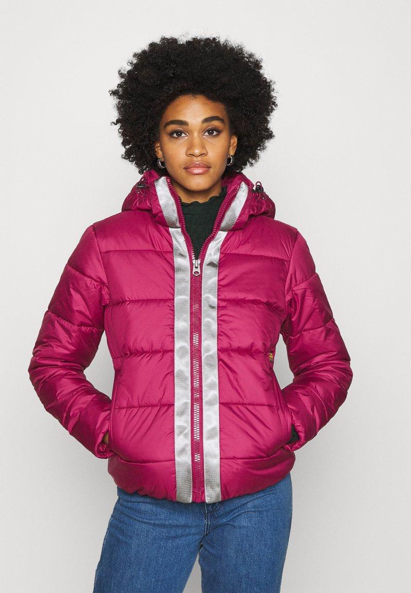 G-Star - JACKET - Winter jacket - bordeaux