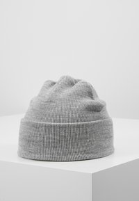 Carhartt WIP - CHASE BEANIE - Pipo - grey heather/gold - 2