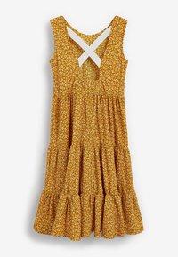 Next - Maxi dress - ochre - 2
