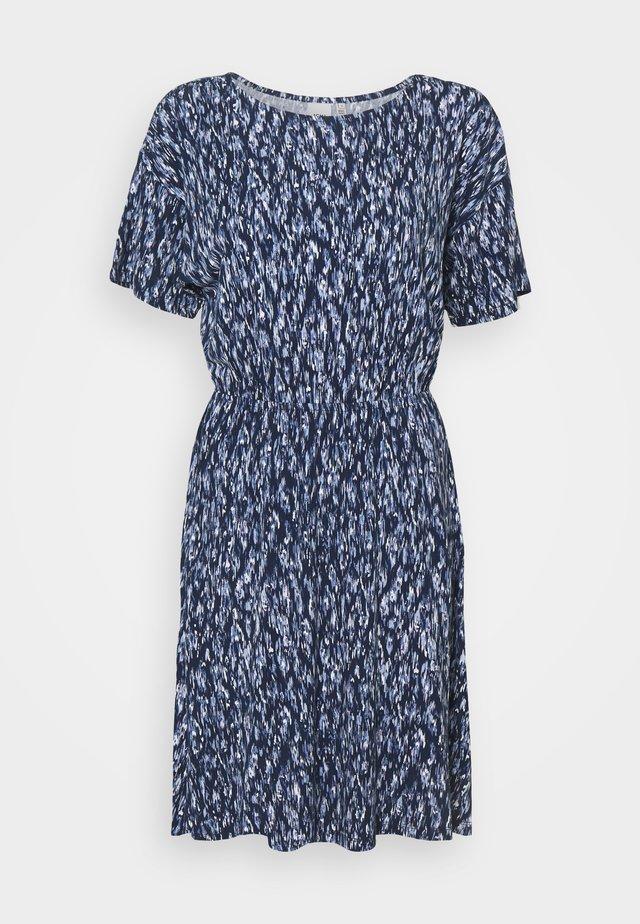 IHLISA - Jersey dress - cashmere blue