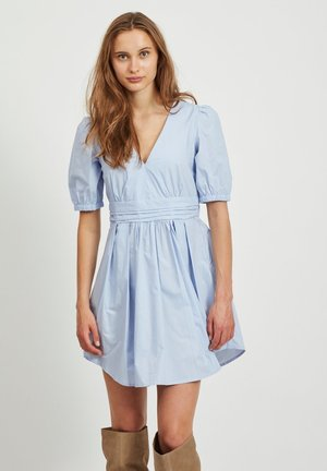 Day dress - kentucky blue