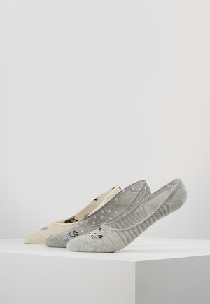 3 PACK - Sportovní ponožky - grey