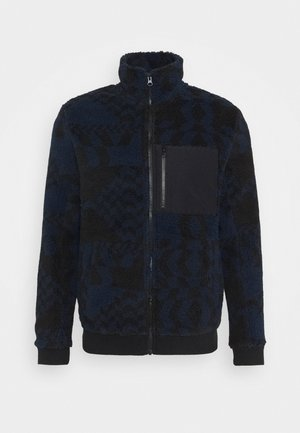 ORIGINAL PILE ZIP - Veste polaire - blue