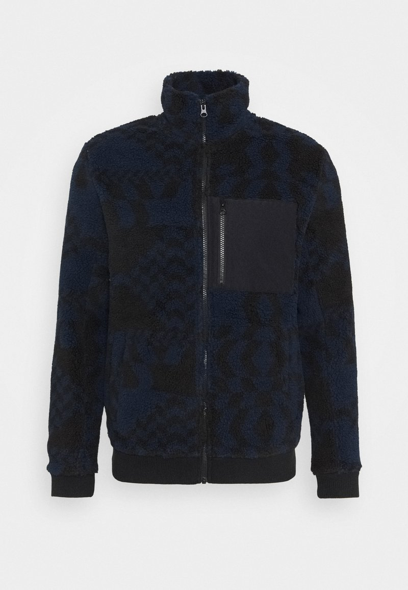 Peak Performance - ORIGINAL PILE ZIP - Fleece jacket - blue
