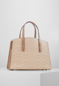 Coach - CHARLIE CARRYALL - Kabelka - sand taupe - 0