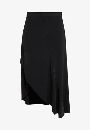 RHONDA NELL SKIRT - Áčková sukně - black