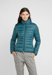 Save the duck - GIGA - Winter jacket - alpine green - 0