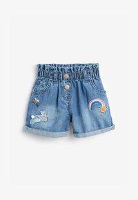 Next - Denim shorts - blue - 0