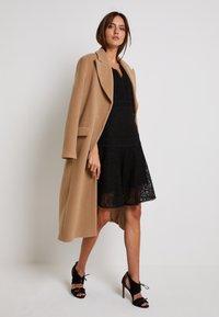 Pinko - SHANNON DRESS - Cocktail dress / Party dress - black - 1