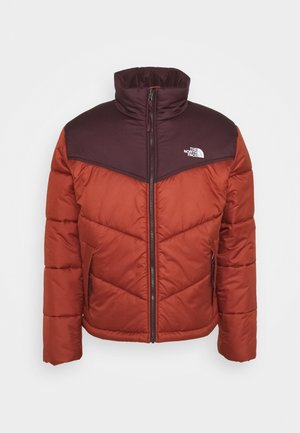 SAIKURU JACKET - Winter jacket - brandybn/rootboon