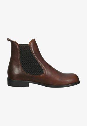 Korte laarzen - ginger gianduia