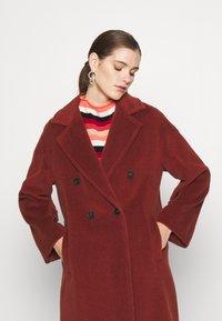 Marella - ZANORA - Classic coat - bruciato - 3