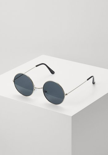 ONSSUNGLASSES ROUND UNISEX - Sunglasses - black