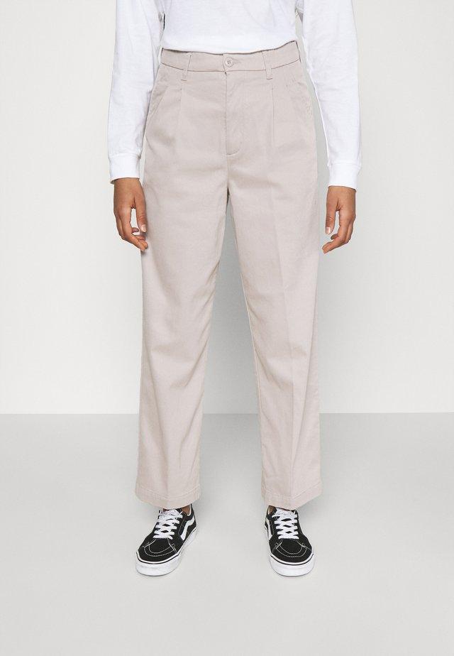 CARA PANT - Pantalon classique - glaze