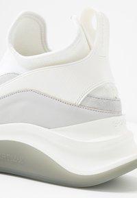 Sportmax - ESCHIMO - Zapatillas altas - bianco - 2