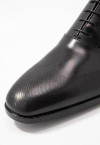 BOSS - KENSINGTON - Stringate eleganti - black - 6
