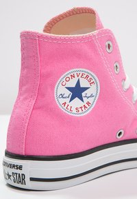 Converse - CHUCK TAYLOR ALL STAR - High-top trainers - pink - 5