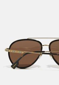 Burberry - UNISEX - Sluneční brýle - gold-coloured - 3