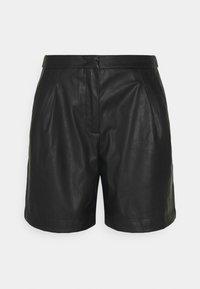 DESIGNERS REMIX - MARIE SHORTS - Shorts - black - 0