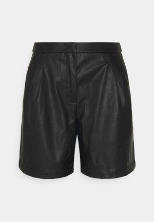 MARIE SHORTS - Shorts - black