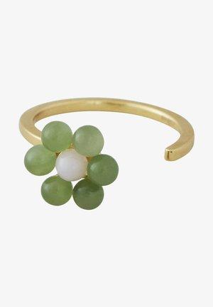 MY FLOWER RING 10MM - Ring - green