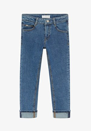 REGULAR - Straight leg jeans - bleu moyen