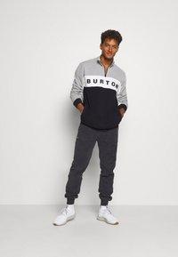 Burton - LOWBALL ZIP - Sweatshirt - grey - 1