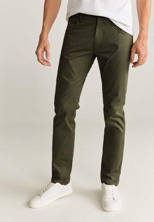 PISA7 - Slim fit jeans - khaki
