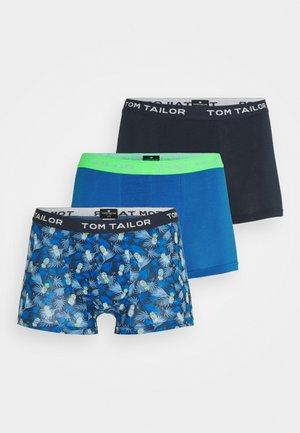 3 PACK - Pants - blue