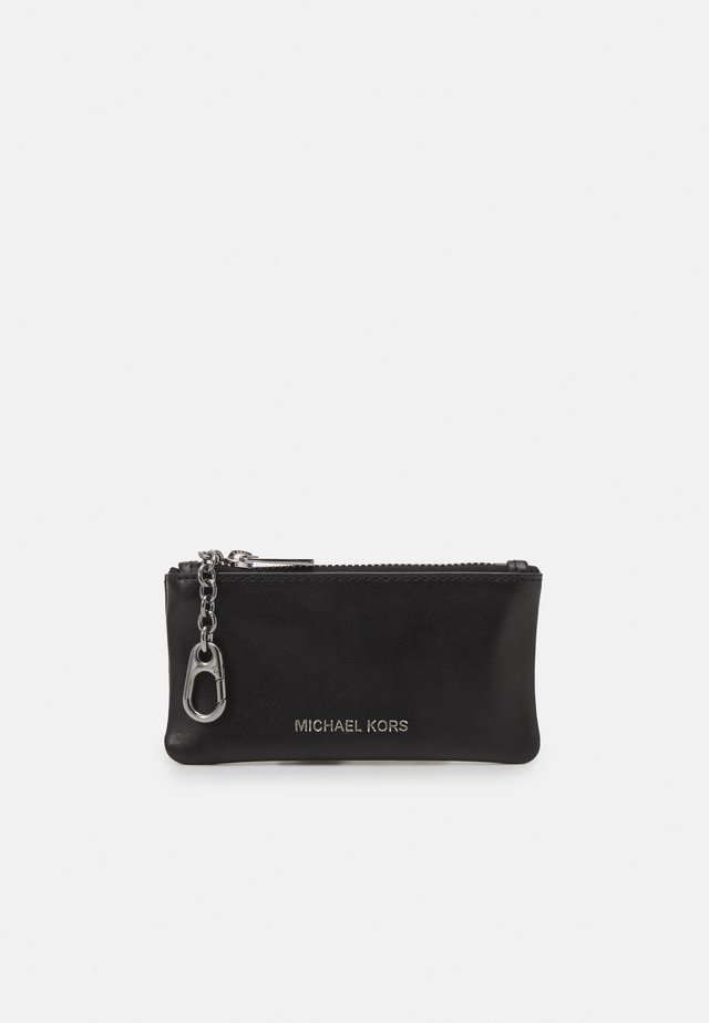 COIN POUCH CHAIN UNISEX - Lompakko - black