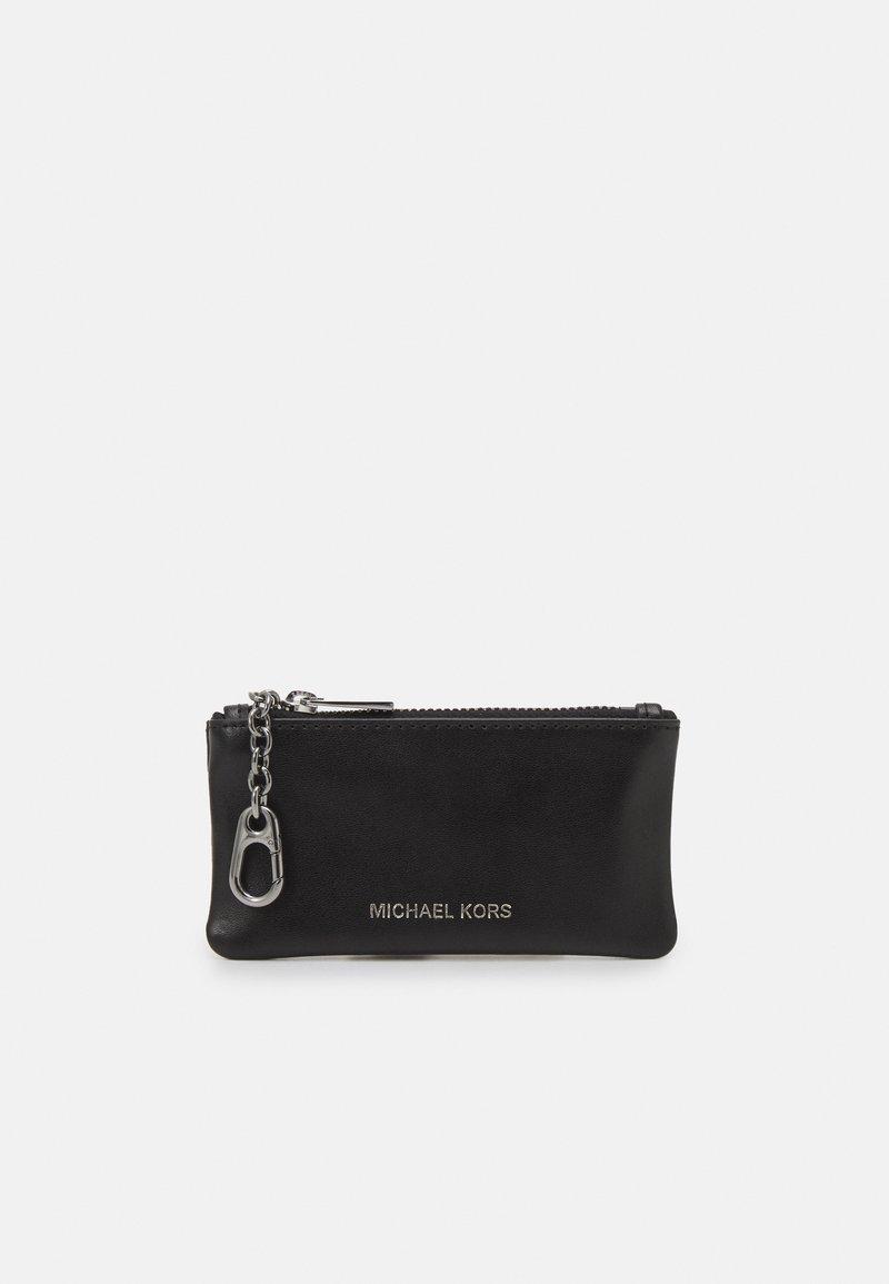 Michael Kors - COIN POUCH CHAIN UNISEX - Wallet - black