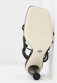 Proenza Schouler - Sandaler med høye hæler - nero - 6