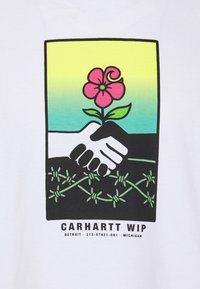 Carhartt WIP - TOGETHER - Print T-shirt - white - 2