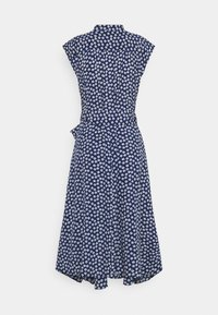 Lauren Ralph Lauren - DRESS - Abito a camicia - french navy/multi - 6