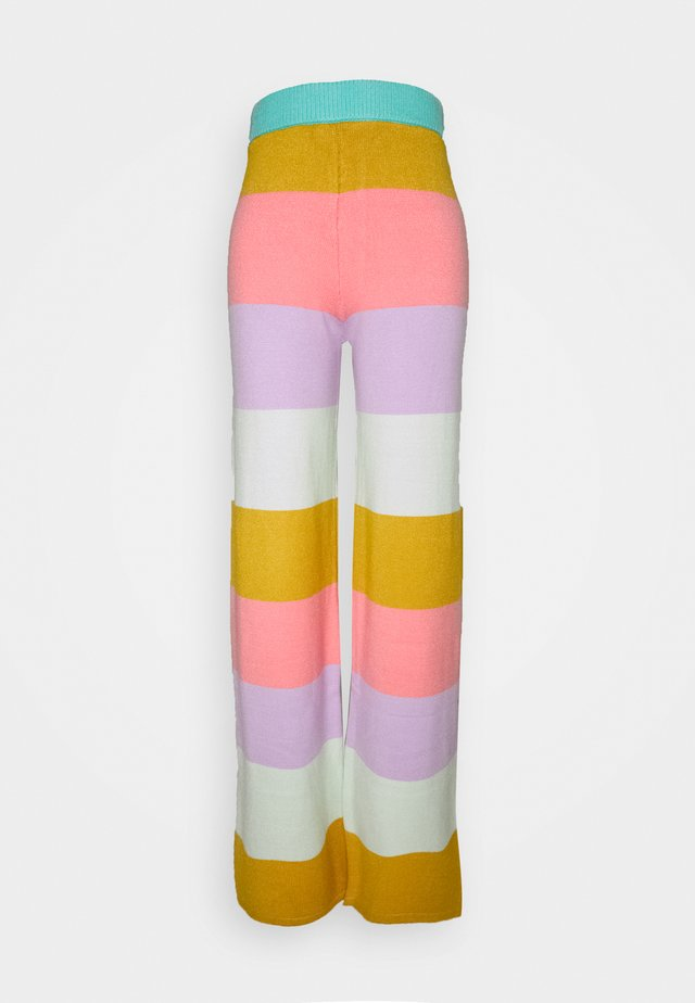 WINNIE TROUSERS - Pantalones - multicoloured
