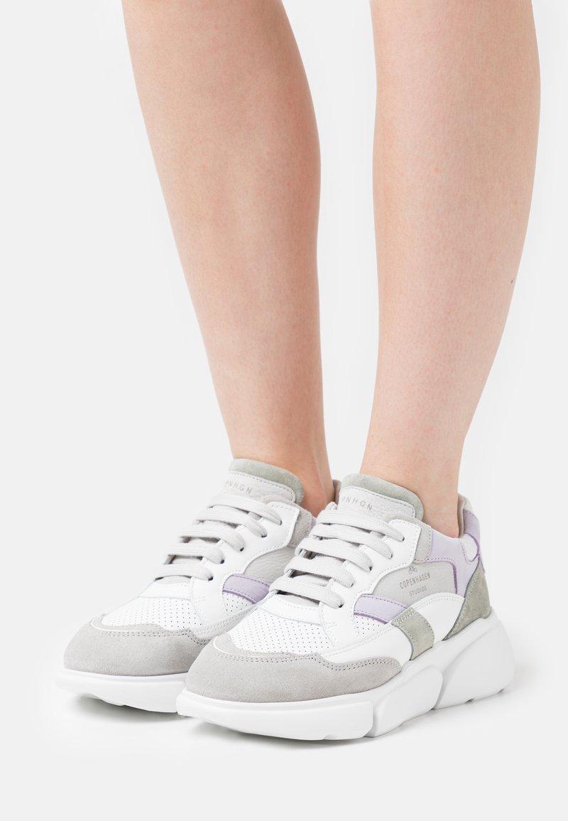 Copenhagen - CPH555 - Sneakers laag - white
