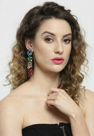 Earrings - multi-coloured