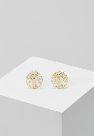 EARRINGS GEORGINA - Náušnice - gold-coloured