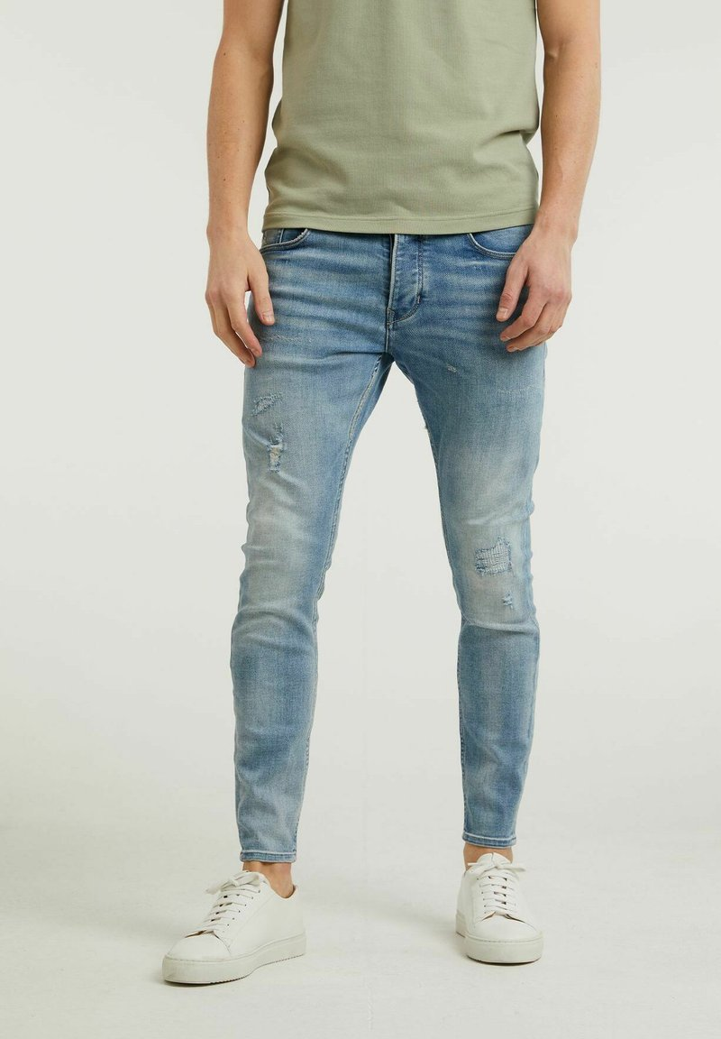 CHASIN' - IGGY ELIAS - Jeans Skinny Fit - light blue